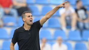 """Garitano """"insulta"""" a los jugadores del Atlético de Madrid"""