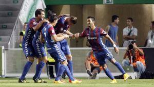 El Eibar deslumbra y se lleva los tres puntos