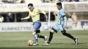 Una UD Las Palmas valiente se queda sin premio ante todo un Barça