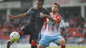 Las áreas vuelven acastigar al Bilbao Athletic