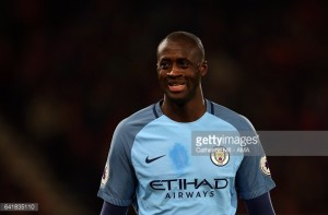 Yaya Toure insists Man City fans must accept errors due to attacking style