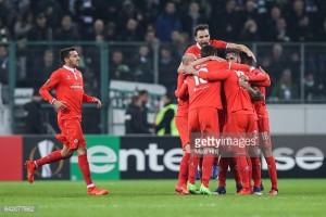 Borussia Mönchengladbach 0-1 ACF Fiorentina: Bernardeschi strike puts La Viola in pole position