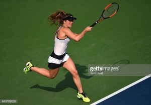 WTA Dubai: Elina Svitolina survives three-setter against Christina McHale