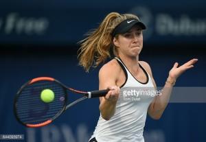 WTA Dubai semi-final preview: Angelique Kerber vs Elina Svitolina