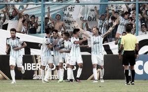 Atlético Tucumán-ARG vence Junior Barranquilla-COL e será adversário do Palmeiras