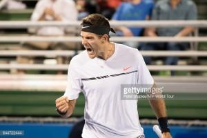 ATP Delray Beach semi-final preview: Milos Raonic vs Juan Martin Del Potro