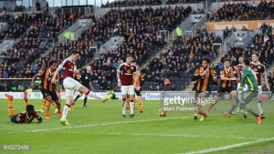 Hull City 1-1 Burnley: Fair result in an even contest at the KCOM