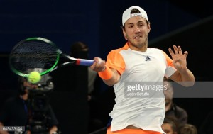 ATP Marseille: Lucas Pouille reaches final with win over Richard Gasquet