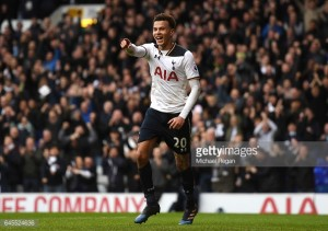 Alli 'delighted' to repay Pochettino's faith in him after red card in the Europa League
