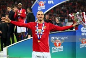 Ibrahimović admits United weren't at their best for EFL Cup win, but it doesn't matter