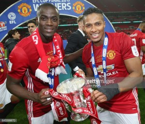 Manchester United targeting cup treble this season, reveals Antonio Valencia