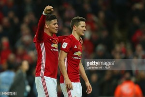 "Herrera shares disappointment as Rojo injury comes in Man Utd career's ""best moment"""