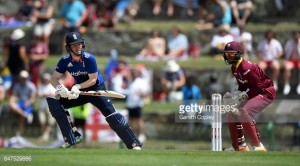 West Indies vs England - 1st ODI: Superb Morgan century hands tourists opening win in testing conditions