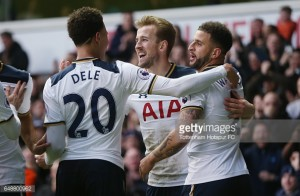 Harry Kane and Dele Alli earn PFA Player and Young Player of the Year Award nominations