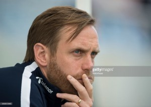Martin Sjögren struggling to see past poor Norway performances