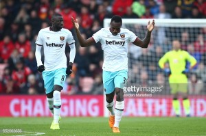 "West Ham needed to be ""more composed"" in Bournemouth defeat, states Michail Antonio"