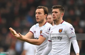 Mark Noble hits back at critics asking for his exclusion from the West Ham squad