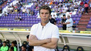 El Real Valladolid y Rubi separan sus caminos