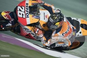 Big improvements for Repsol Honda despite crashes from Marquez in Qatar
