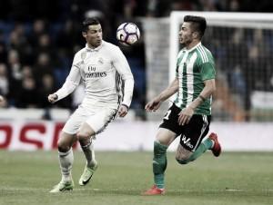 Na estreia de CR7 no Espanhol, Real Madrid recebe Bétis visando primeira vitória em casa