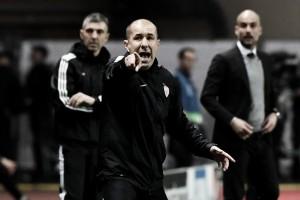 """Leonardo Jardim elogia postura do Monaco na etapa inicial: """"Não deixamos o Man City jogar"""""""