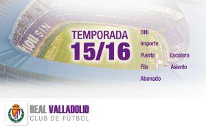 El Real Valladolid mantendrá los precios para ser abonado