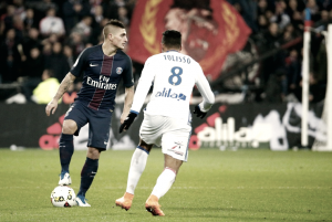 Resumen Paris Saint Germain 2-1 Olympique de Lyon en Ligue 1 2017
