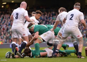 Six Nations 2017: Ireland 13-9 England: Shamrocks deny visitors Grand Slam and record