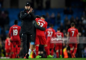 Manchester City 1-1 Liverpool: Reds' player ratings from thriller at the Etihad