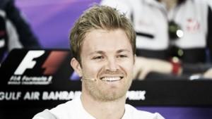 """Nico Rosberg: """"Estoy realmente contento con el coche que tenemos"""""""