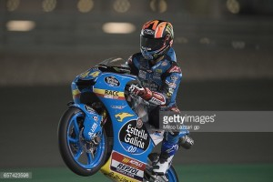 Moto3: Untouchable Canet on pole at COTA