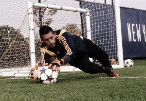 Camilo Vargas, paciencia a la espera de oportunidades en la Selección