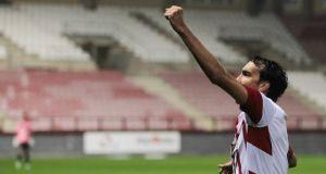 La UD Logroñés sufre para vencer a un débil Marino