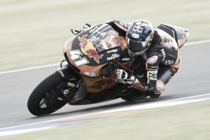 Brad Binder, el hombre de acero de Moto 2