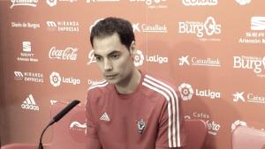 """Álex Ortíz: """"El equipo está mejorando"""""""