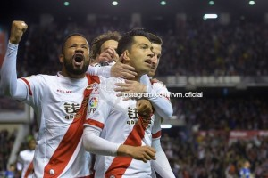 Recordando el Rayo Vallecano 2-0 Getafe de la temporada pasada