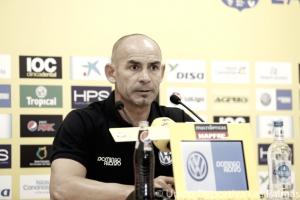 """Paco Jémez: """"Me gustaría despedirme con una victoria"""""""