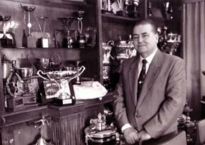 Fallece Pepe Aragón, ex presidente del Granada CF
