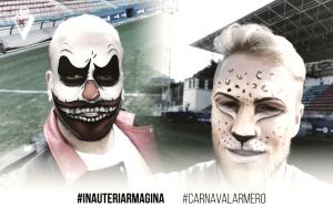 Ipurúa se viste de Carnaval