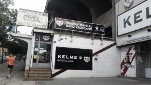Sin camisetas en la tienda oficial del Rayo Vallecano