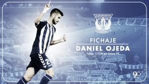 Dani Ojeda deja el Lorca para fichar por el Leganés