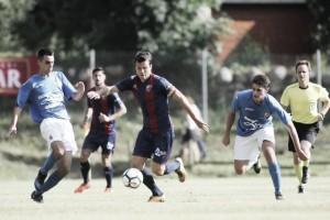 Victoria de la S.D. Huesca contra el Atlético Monzón