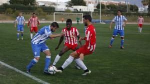 El Almería B sufre ante un Jumilla luchador