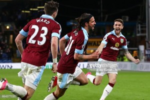 Burnley 1-0 Stoke City: Boyd grabs the winner in a game of few chances