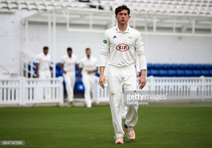 Zafar Ansari announces shock retirement from cricket at age of 25