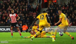 Southampton 3-1 Crystal Palace: Saints leave it late to return to winning ways