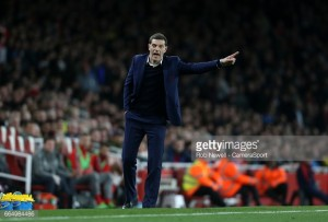 "West Ham boss Slaven Bilić confident one victory will ""change everything"" after Arsenal defeat"