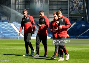 Who are Southampton's young English contingent?