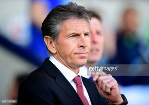 Puel: No better test than Chelsea