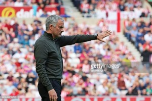 "José Mourinho praises great performance against ""sad"" Sunderland side"